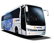 Aklınızda Neresi Varsa Oraya Metro Turizm Var | Metro Turizm