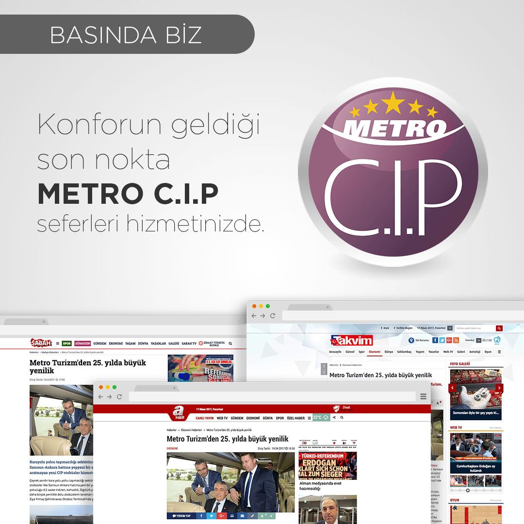 Metro Turizm'den 25. yılda büyük yenilik