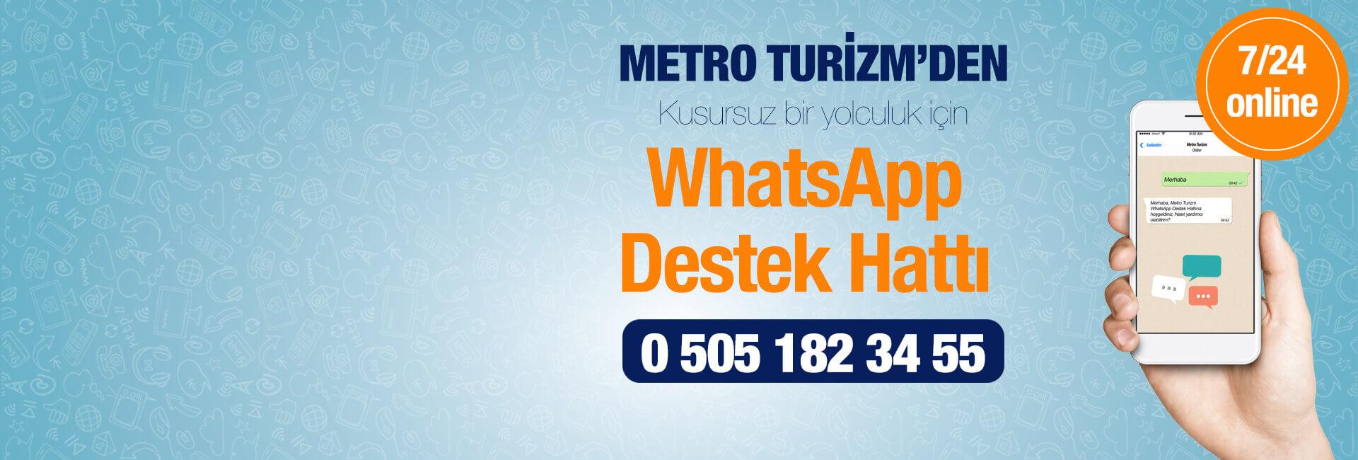 Metro Müşteri Hizmetleri Telefon Numarası